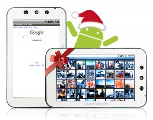 The Camangi WebStation releases in Christmas 2010