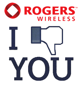 Rogers Wireless sucks